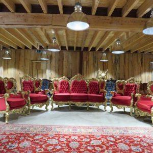 5 Piece Renaissance Style Baroque Suite